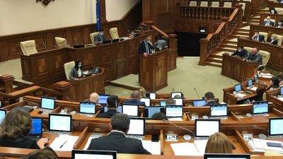 Вотум недоверия министру юстиции Сергею Литвиненко провалился