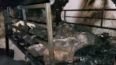 В Тирасполе во время пожара погиб трёхлетний ребёнок