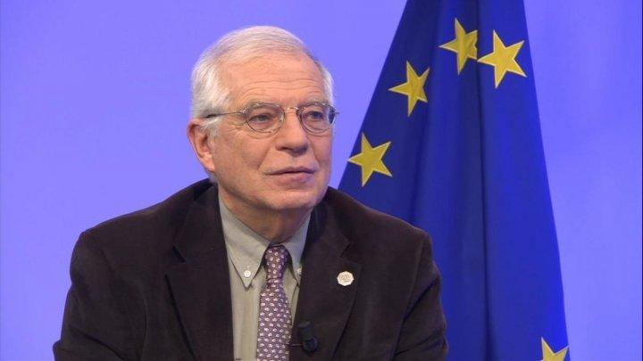 """Жозеп Боррель считает, что Россия использует газ как """"оружие"""" против Молдовы"""