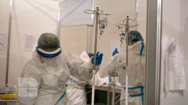 """Критическая ситуация в больницах Кишинёва: """"У нас есть пациенты, которые нуждаются в интенсивной терапии, но нет для них мест"""""""