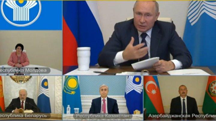 """Наталья Гаврилица: """"Молдова рассчитывает на скорейшее решение вопроса о поставках газа"""""""