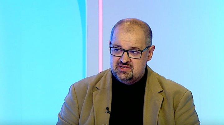 Адриан Лебединский: В ПСРМ знали об уходе Игоря Додона из парламента несколько месяцев