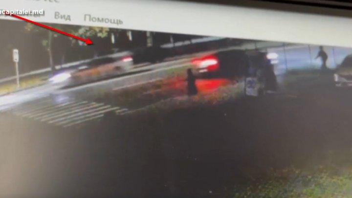 На Буюканах посреди улицы ограбили девушку (ВИДЕО)