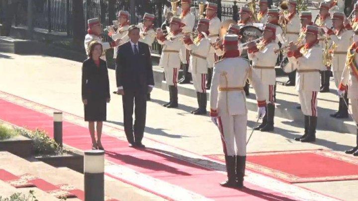 В Кишинёв прибыл президент Словении Борут Пахор