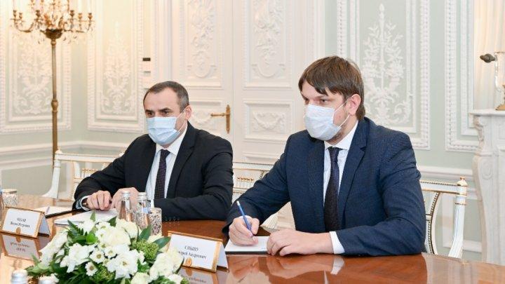 """В """"Газпроме"""" лаконично сообщили о новой встрече Алексея Миллера с представителями Молдовы"""